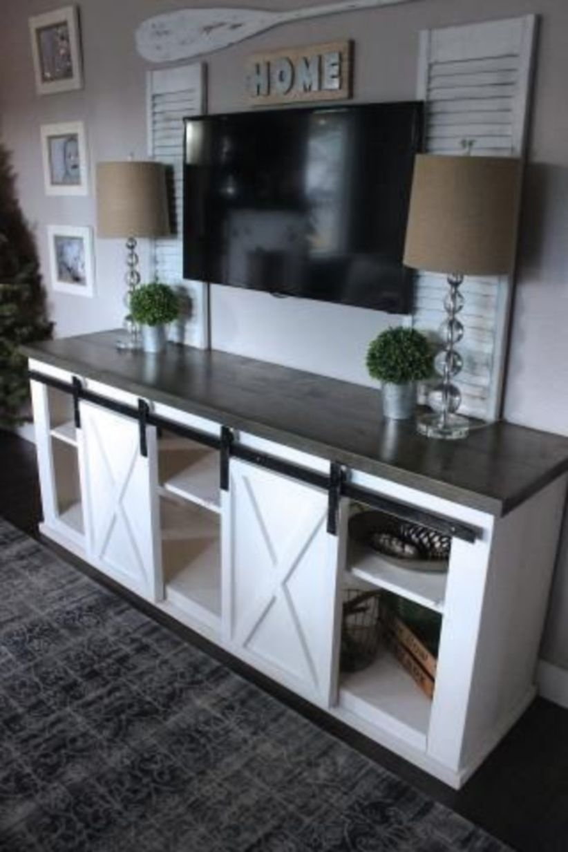 Diy coolest ideas repurposing an old tv stand