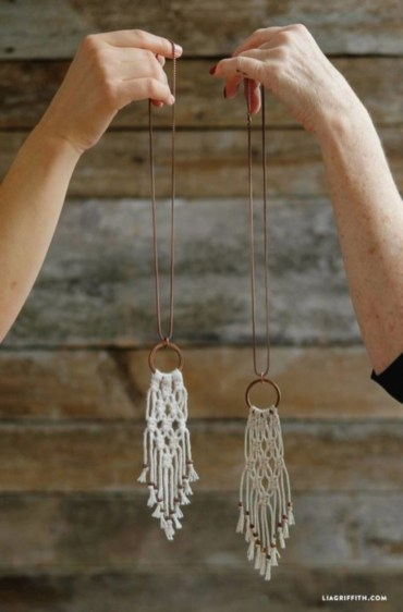 Diy easy macrame for home living 32