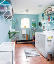 Diy ideas for your laundry room organizer 21