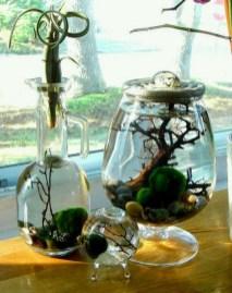 Diy indoor container water garden ideas 33