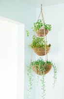 Diy indoor hanging planters 14
