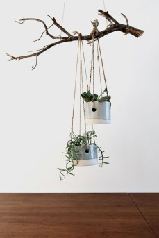Diy indoor hanging planters 15