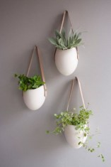Diy indoor hanging planters 21