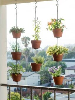 Diy indoor hanging planters 39