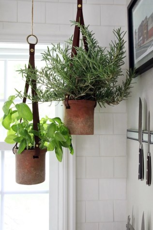 Diy indoor hanging planters 40