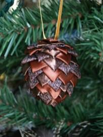 Diy ribbon ornament for christmas 01