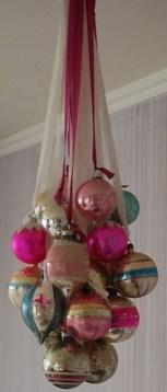 Diy ribbon ornament for christmas 38