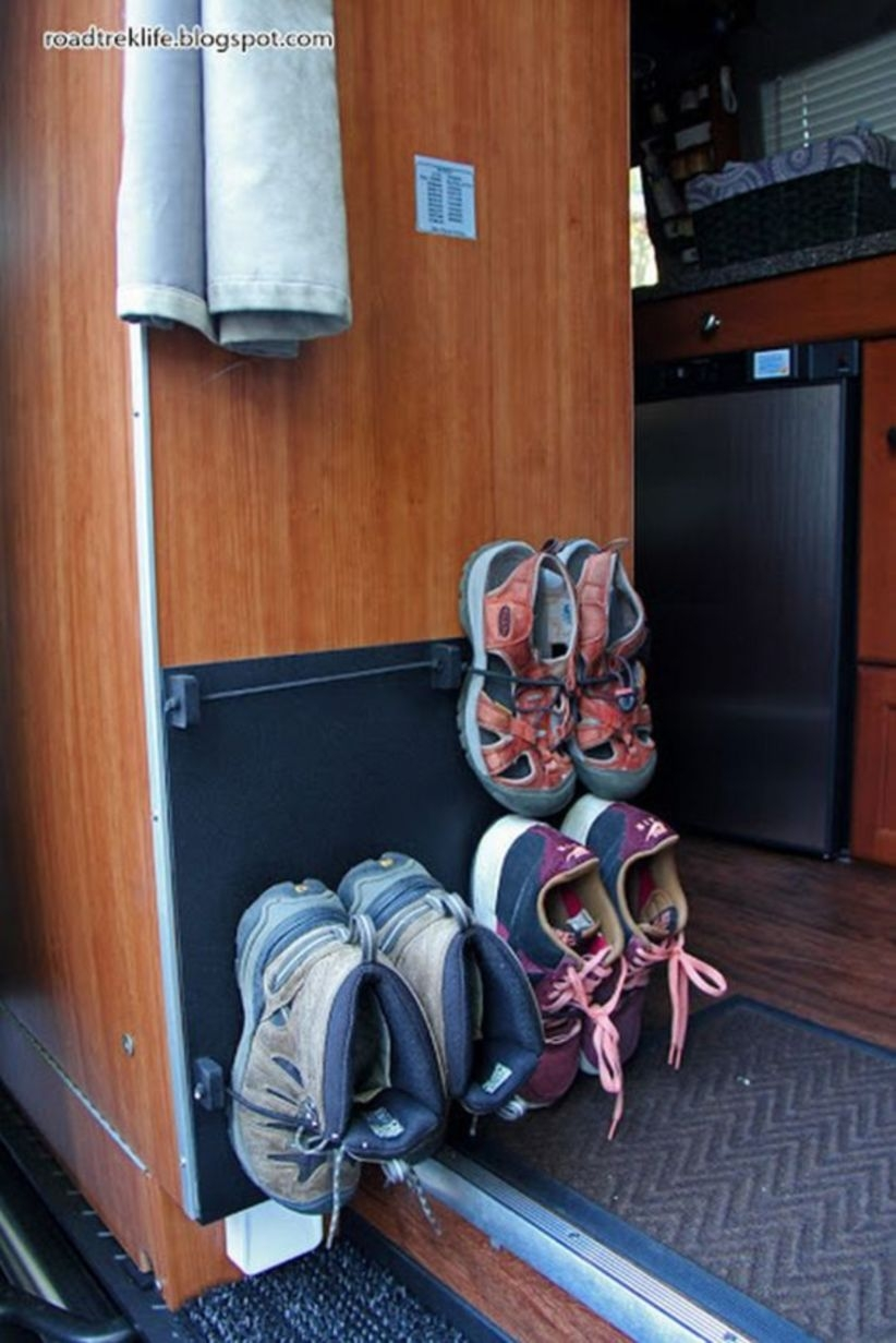 Diy rv camping storage hacks and solutions