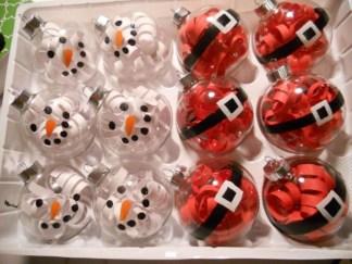 Easy but beautiful diy christmas ornaments 02