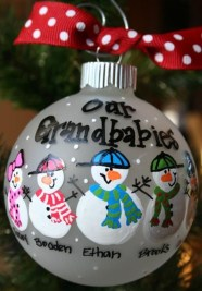 Easy but beautiful diy christmas ornaments 20