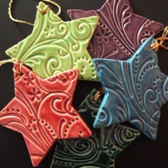Easy but beautiful diy christmas ornaments 25
