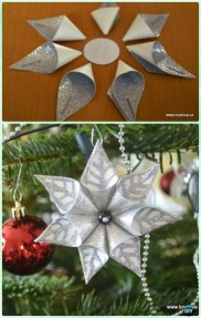 Easy but beautiful diy christmas ornaments 38
