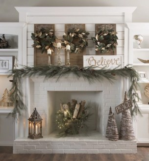Elegant decorating ideas for white christmas 03