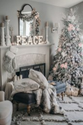 Elegant decorating ideas for white christmas 12