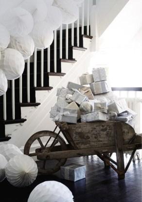 Elegant decorating ideas for white christmas 18