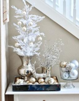 Elegant decorating ideas for white christmas 28