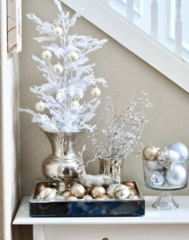 Elegant decorating ideas for white christmas 28