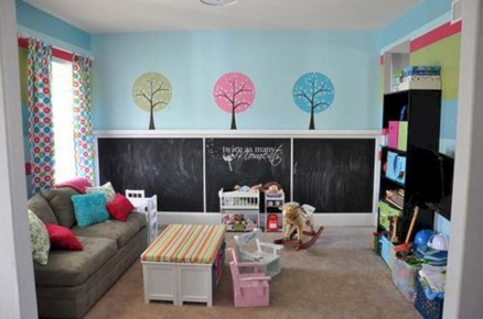 Fun and easy way to decorate your playroom (1)
