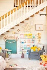 Fun and easy way to decorate your playroom (13)