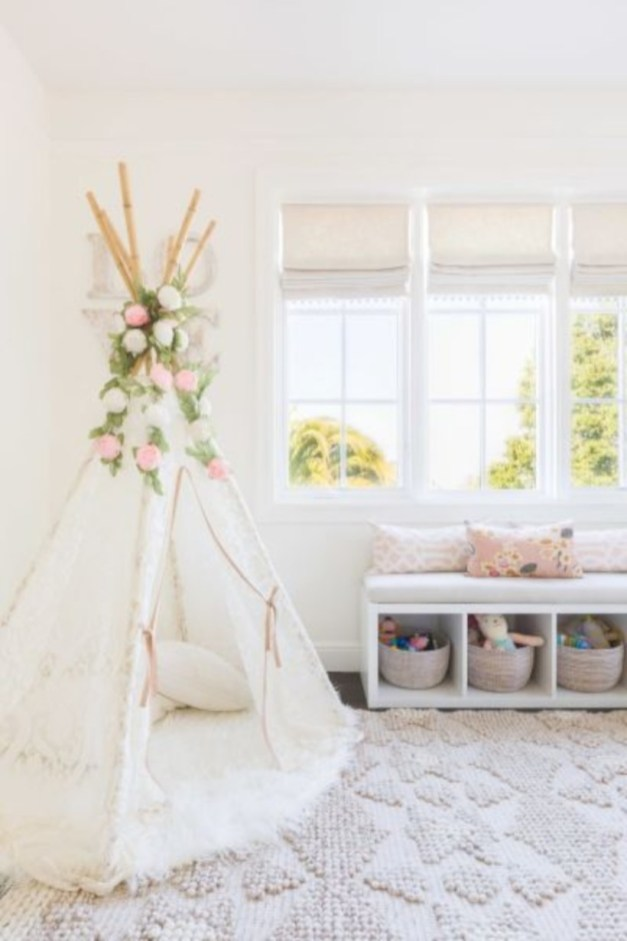 Fun and easy way to decorate your playroom (16)