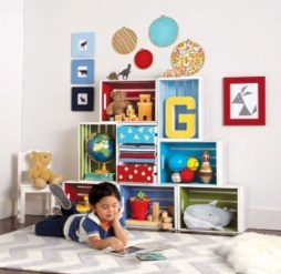 Fun and easy way to decorate your playroom (21)