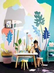 Fun and easy way to decorate your playroom (22)