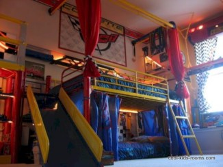 Fun and easy way to decorate your playroom (24)