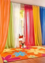 Fun and easy way to decorate your playroom (25)