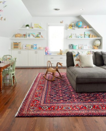 Fun and easy way to decorate your playroom (7)