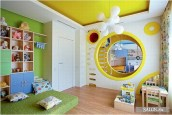 Fun and easy way to decorate your playroom (9)