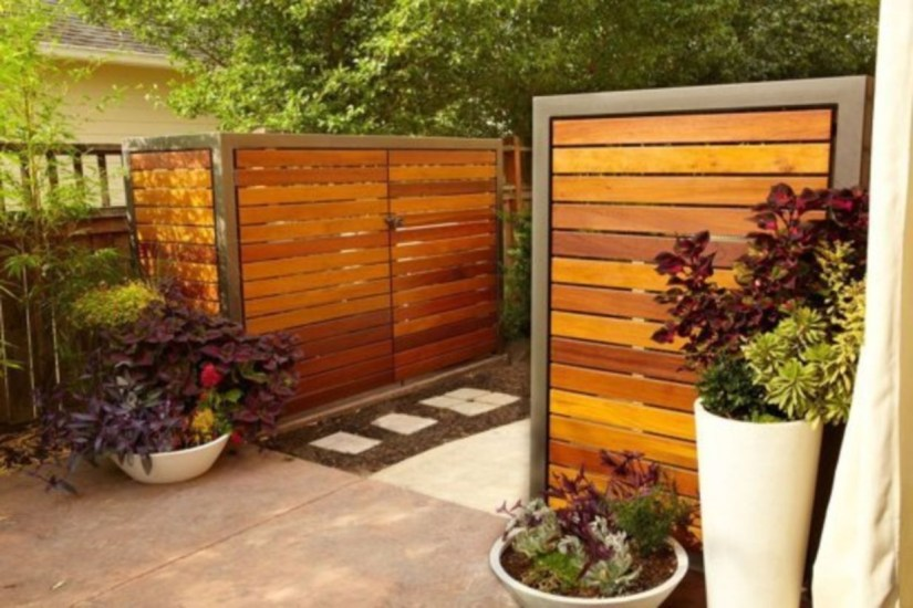 Hide your outdoor eyeshore project 30