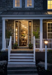 Ideas to decorate your entryway to replace porch 15