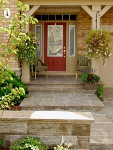 Ideas to decorate your entryway to replace porch 20