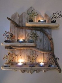 Magnificent diy rustic home decor ideas on a budget 13