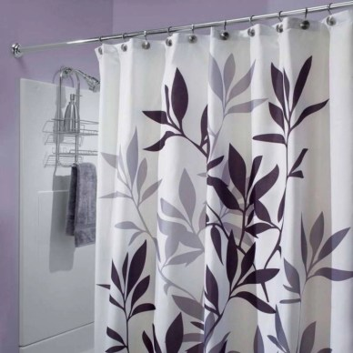 On a budget make your own curtain 36