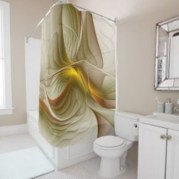On a budget make your own curtain 46