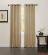 On a budget make your own curtain 47