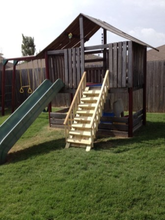 Pallet projects and ideas for kids 10
