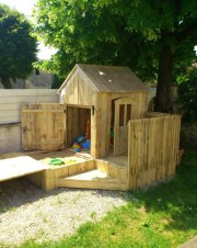 Pallet projects and ideas for kids 12