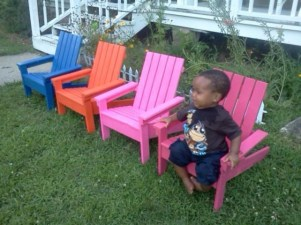 Pallet projects and ideas for kids 13