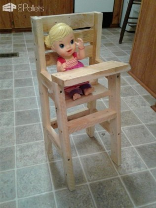 Pallet projects and ideas for kids 15