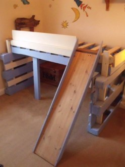 Pallet projects and ideas for kids 18