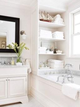 Simple and easy diy storage ideas for amazing bathroom 16