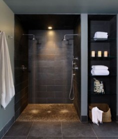 Simple and easy diy storage ideas for amazing bathroom 21
