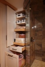 Simple and easy diy storage ideas for amazing bathroom 29