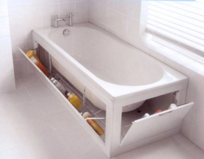 Simple and easy diy storage ideas for amazing bathroom 41