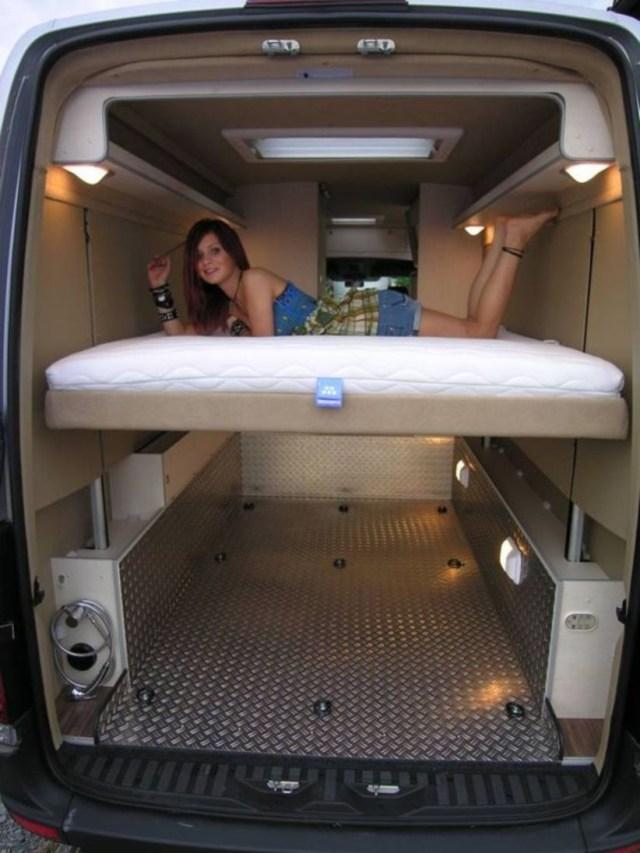 Ford Transit Diy Camper Conversion >> 15 SUV Camper Conversion Ideas That'll Blow your Mind - GODIYGO.COM