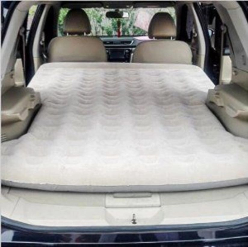Suv inflatable bed outdoor camping mattress travel air bed