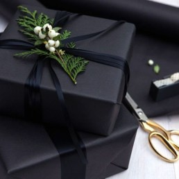 Unique gift wrap ideas for christmas 01