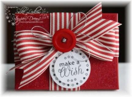 Unique gift wrap ideas for christmas 21